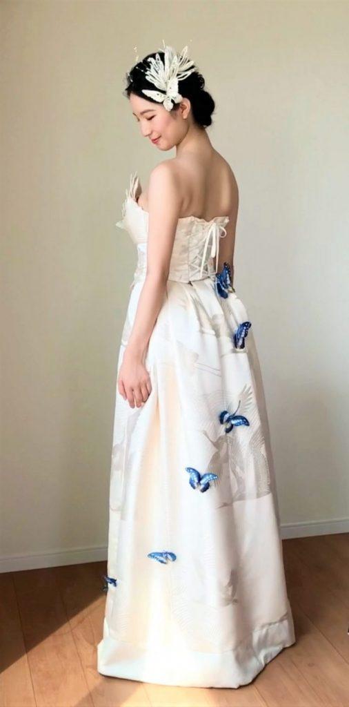 IMG 5192 3 506x1024 - 白無垢ウェディングドレス