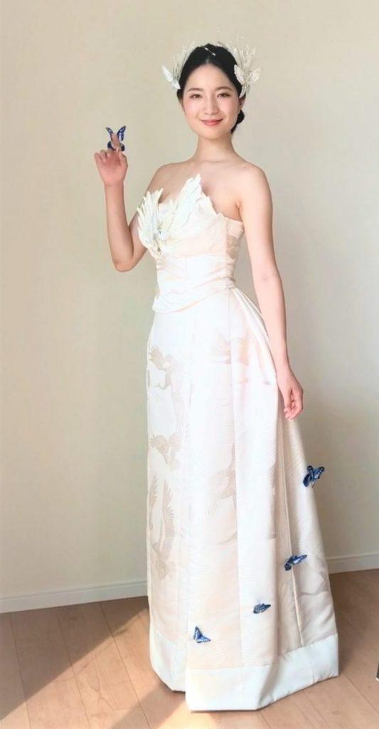 IMG 5196 3 533x1024 - 白無垢ウェディングドレス